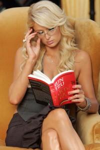 Ксения Собчак читает ЖЖ Майтрейда
